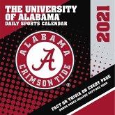 Alabama Crimson Tide 2021 Box Calendar