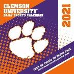 Clemson Tigers 2021 Box Calendar