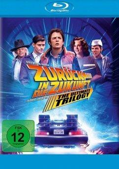 Zurück in die Zukunft - Trilogie - Christopher Lloyd,Michael J.Fox