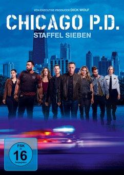 Chicago P.D. - Staffel 7 - Jason Beghe,Jon Seda,Laroyce Hawkins