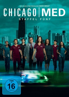 Chicago Med - Staffel 5 - Nick Gehlfuss,Yaya Dacosta,Torrey Devitto