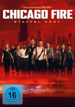 Chicago Fire - Staffel 8 - Jesse Spencer,Taylor Kinney,Lauren German