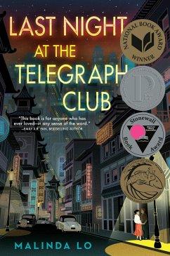 Last Night at the Telegraph Club - Lo, Malinda