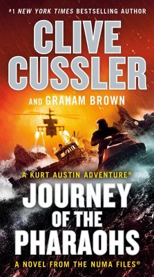 Journey of the Pharaohs - Cussler, Clive;Brown, Graham