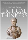 Lessons from Critical Thinkers (eBook, ePUB)