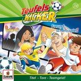 Folge 72: Freundschaftsspiel! (MP3-Download)