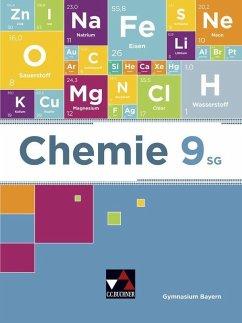 Chemie Bayern - 9 SG - Broll, Karin;Eberl, Oliver;Fröhlich, Tobias;Hollweck, Ernst;Weingand, Thomas
