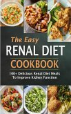 The Easy Renal Diet Cookbook (eBook, ePUB)