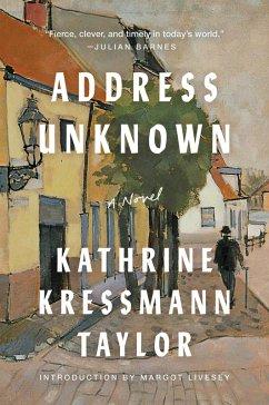 Address Unknown (eBook, ePUB) - Taylor, Kathrine Kressmann