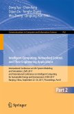Intelligent Computing, Networked Control, and Their Engineering Applications (eBook, PDF)