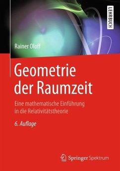 Geometrie der Raumzeit (eBook, PDF) - Oloff, Rainer