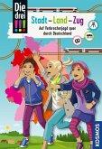 Die drei !!!, Stadt - Land - Zug (drei Ausrufezeichen) (eBook, PDF)