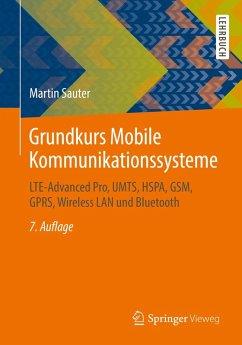 Grundkurs Mobile Kommunikationssysteme (eBook, PDF) - Sauter, Martin