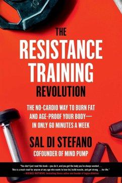 The Resistance Training Revolution (eBook, ePUB) - Di Stefano, Sal