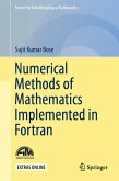 Numerical Methods of Mathematics Implemented in Fortran (eBook, PDF)