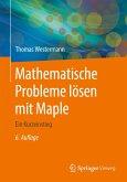 Mathematische Probleme lösen mit Maple (eBook, PDF)