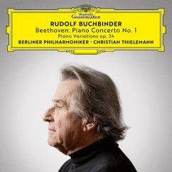 Rudolf Buchbinder: Beethoven: Klavierkonzert 1 - Buchbinder,R./Thielemann,C./Bp
