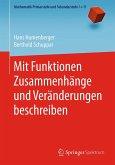 Mit Funktionen Zusammenhänge und Veränderungen beschreiben (eBook, PDF)
