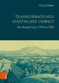 Transformationen städtischer Umwelt