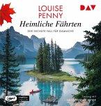 Heimliche Fährten / Armand Gamache Bd.6 (2 MP3-CDs)