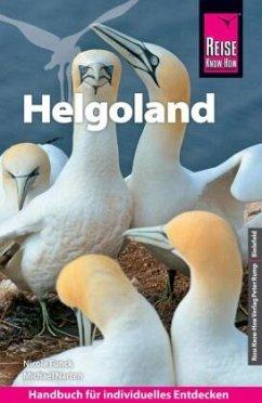 Reise Know-How Reiseführer Helgoland - Funck, Nicole;Narten, Michael