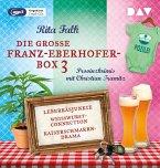 Die große Franz-Eberhofer-Box 3 (3 MP3-CDs)