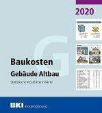 BKI Baukosten Gebäude Altbau 2020