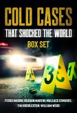 Cold Cases That Shocked the World (Boxed Set) (eBook, ePUB)