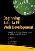 Beginning Jakarta EE Web Development (eBook, PDF)