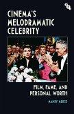 Cinema's Melodramatic Celebrity (eBook, ePUB)