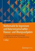 Mathematik für Ingenieure und Naturwissenschaftler - Klausur- und Übungsaufgaben (eBook, PDF)