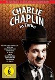 Charlie Chaplin In Farbe Kolorierte Version