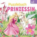 Puzzlebuch Prinzessin