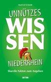 Unnützes Wissen Niederrhein. (eBook, ePUB)