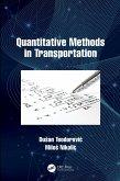 Quantitative Methods in Transportation (eBook, ePUB)