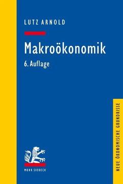 Makroökonomik (eBook, PDF) - Arnold, Lutz