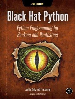 Black Hat Python - Seitz, Justin;Arnold, Tim