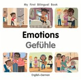 My First Bilingual Book-Emotions (English-German)