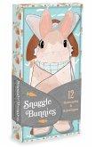 Snuggle Bunnies Notecards