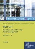 Büro 2.1 Informationsband XL, Lernfelder 1-6
