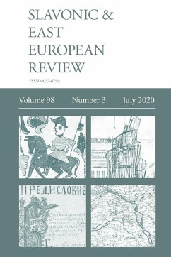 Slavonic & East European Review (98: 3) July 2020