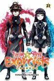 Twin Star Exorcists, Vol. 21