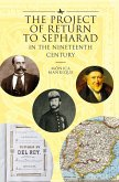 The Project of Return to Sepharad in the Nineteenth Century (eBook, ePUB)