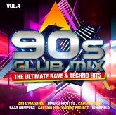 90s Club Mix Vol.4-The Ultimative Rave & Techno