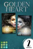"Golden Heart: Sammelband der packend-romantischen Fantasy-Reihe ""Golden Heart"" (eBook, ePUB)"