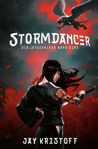 Stormdancer / Der Lotuskrieg Bd.1