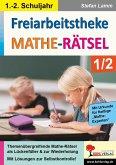 Freiarbeitstheke Mathe-Rätsel / Klasse 1-2