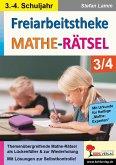 Freiarbeitstheke Mathe-Rätsel / Klasse 3-4