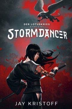 Stormdancer / Der Lotuskrieg Bd.1 - Kristoff, Jay