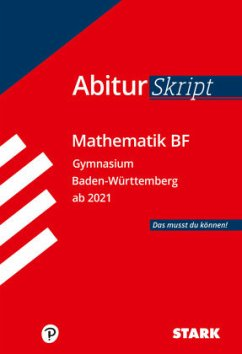 STARK AbiturSkript - Mathematik BF - BaWü